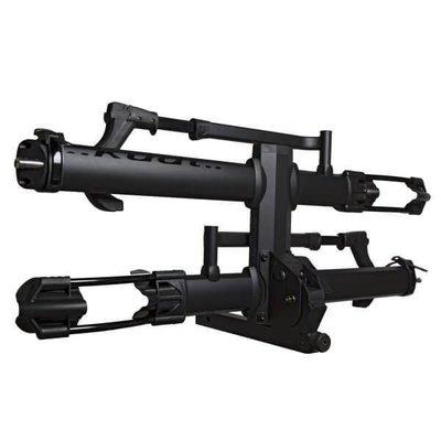 """Küat NV™ 2.0 Base  - 2"""" - 2-Bike Rack - Satin Black"""