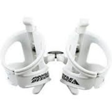 Profile Aqua Dual Water Bottle Cage w/CO2 Mount