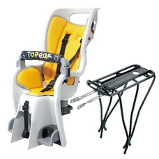 "Topeak Babyseat II w/Standard Rack 26"" Wheels"