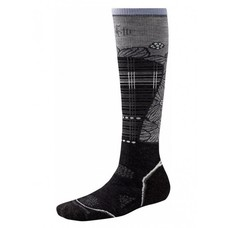 Smartwool Women's PhD Ski Medium Pattern Sock 2016