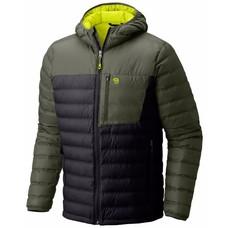 Mountain Hardwear Dynotherm™ Down Hooded Jacket 2018