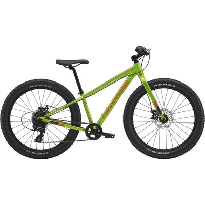 Cannondale Youth 24+ U Cujo Acid Green (AGR) 2018