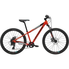 """Cannondale Youth 24""""  Trail Acid Red (ARD) 2018"""