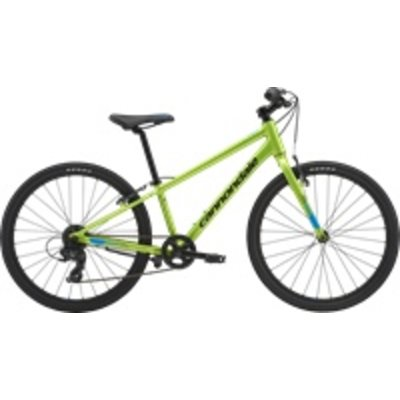 """Cannondale Youth 24"""" Quick Acid Green (AGR) 2018"""