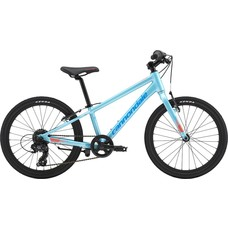 """Cannondale Girls' 20"""" Trail Turquoise 2018"""