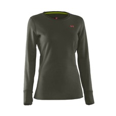 Under Armour Women's CG Wool Base Crew 2018