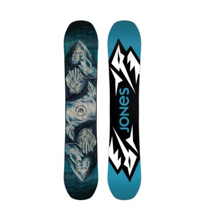 Jones Mountain Twin Snowboard 2018