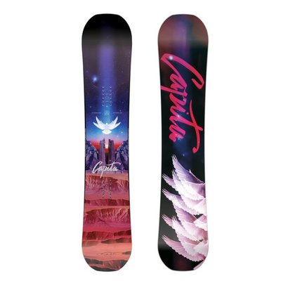 Capita Space Metal Fantasy Snowboard 2018