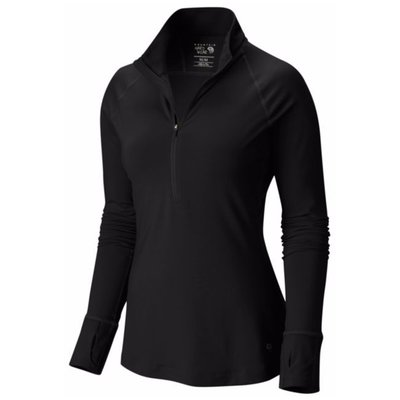 Women's Butterlicious™ Long Sleeve 1/2 Zip Top 2018