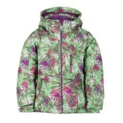 Kamik Girls' ARIA Flowerburst Jacket KWG 6618 2018