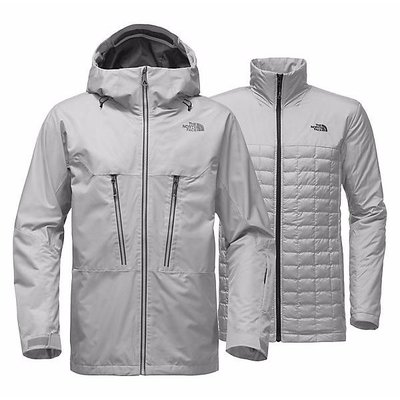 The North Face Thermoball Snow Triclimate Jacket 2018