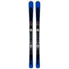 Salomon XDR 75 Skis w/Lithium 10 Bindings 2018