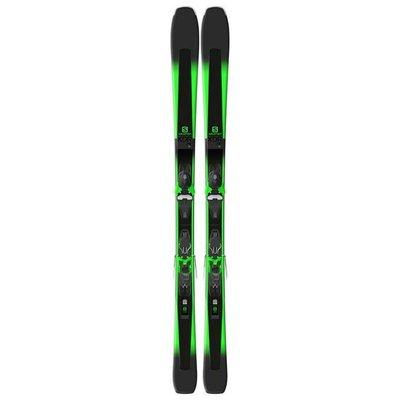 Salomon XDR 78 ST Skis w/E Mercury 11 Bindings 2018