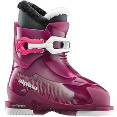 Alpina Girl's AJ1 Ski Boot 2018
