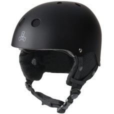 Triple Eight Brain Saver Standard Snow Helmet V.2 2018