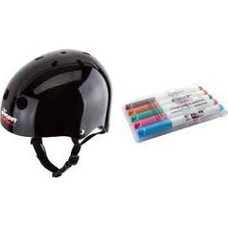Triple Eight Youth Wipeout Snow Helmet Deluxe 2018