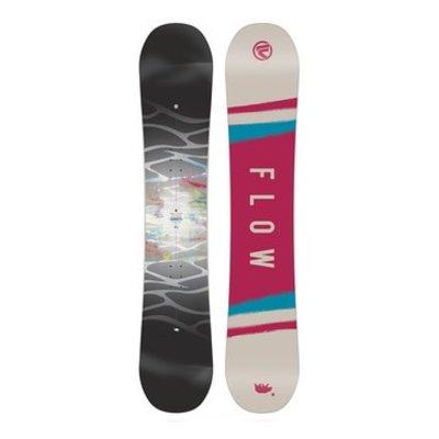 Flow Women's Silhouette STD Snowboard 2018