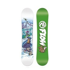 Flow Youth Micron Mini Snowboard 2018