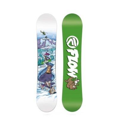 Flow Youth Micron Mini Snowboard 2018