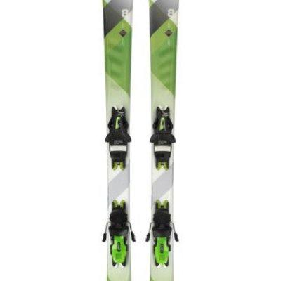 Elan Explore 8 LS Ski w/EL 10.0 Binding 2018