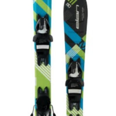 Elan Maxx QS Ski with EL 4.5 Binding 2018
