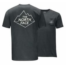 The North Face S/S Peek Geek Tri-Blend Pocket Tee Shirt 2018
