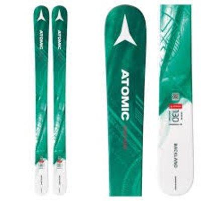 Atomic Backland Girl III Flat Ski (Ski Only) 2018