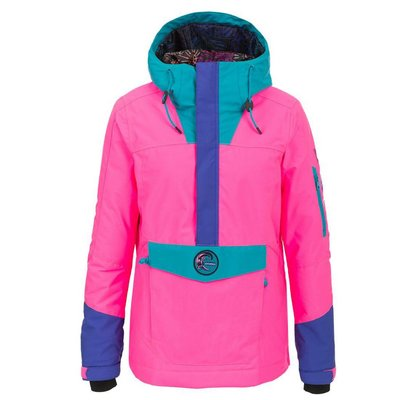 O'Neill Women's 88' Frozen Wave Anorak Jacket 2018