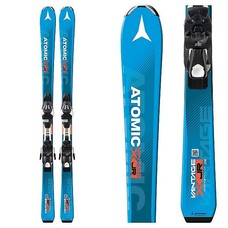 Atomic Jr Vantage III Skis w/L 7 ET Bindings 2018