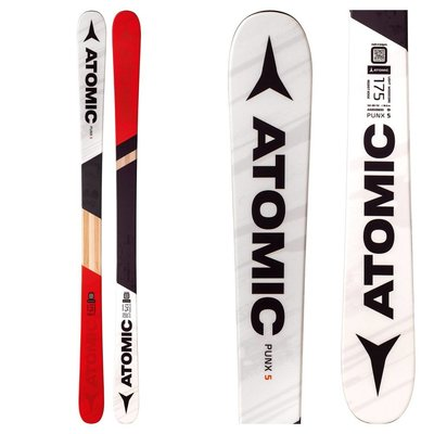 Atomic Punx Five Flat Ski (Ski Only) 2018