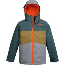 The North Face Boys' Chimborazo Triclimate Jacket 2018