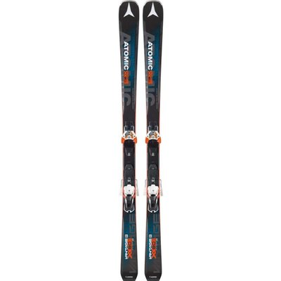 Atomic Vantage X 80 CTI Skis w/Warden13 MNC DT Bindings 2018