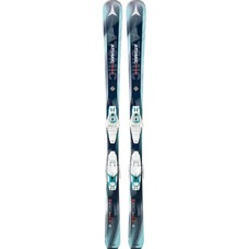 Atomic Women's Vantage X 77 C Skis w/Lithium 10 Bindings 2017