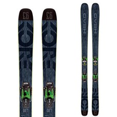 Head Kore 93 Flat Ski 2018 (Ski Only)