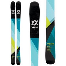 Volkl Women's Kenja Flat Skis (Skis Only) 2018