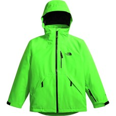 The North Face Boys' Fresh Tracks Triclimate Jacket 2018