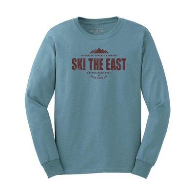 Ski The East Men's Classic Longsleeve Shirt 2018