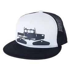 Spacecraft Snowcat Trucker Hat