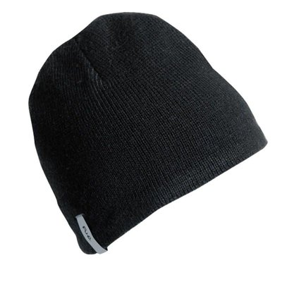 Turtle Fur® N.E. Solid Ragg Fleece Lined Ragg Wool Beanie