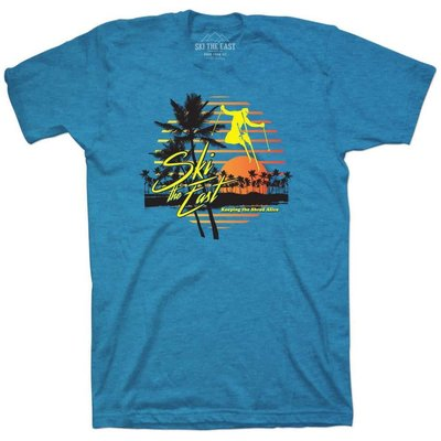 Ski The East Men's Vacation Tee 2018