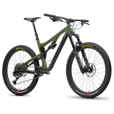 Santa Cruz Bronson Carbon R Build 2018