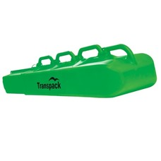 Transpack Hard Case Jet Lime w/Black Logo