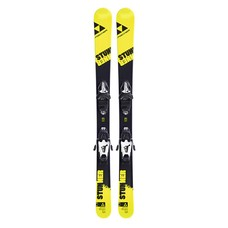 Fischer Jr Stunner Ski w/FJ7 Binding W90 2018