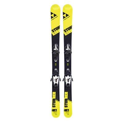 Fischer Jr Stunner Ski w/FJ4 Binding 2018