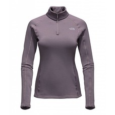 The North Face Women's L/S Expedition Zip Neck 2018