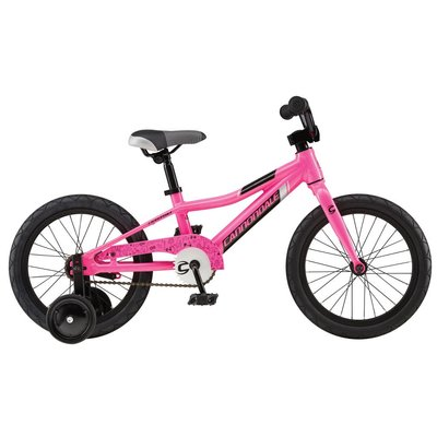 Cannondale Girls' 16  Single Speed Bike 2018