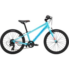 "Cannondale Girls' 20"" Quick Aqua 2019"