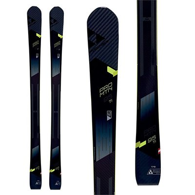 Fischer Pro Mountain 95 Ti (Ski Only) 2018