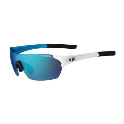 Tifosi Brixen Skycloud Sunglasses w/Clarion Blue-AC Red-Clear Lens