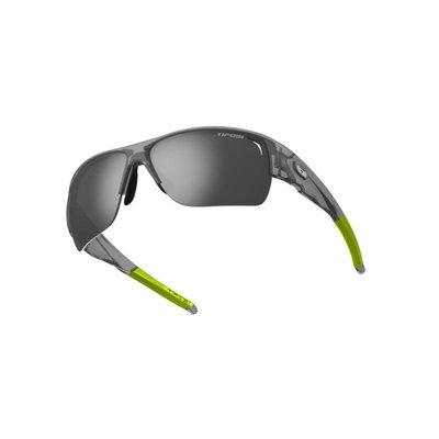 Tifosi Elder SL Crystal Smoke Sunglasses w/Smoke Lens